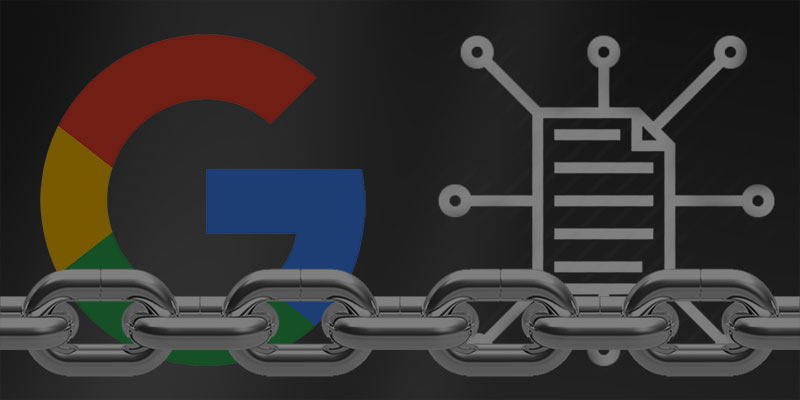 Google Warns About Links in Large-Scale Article Campaigns