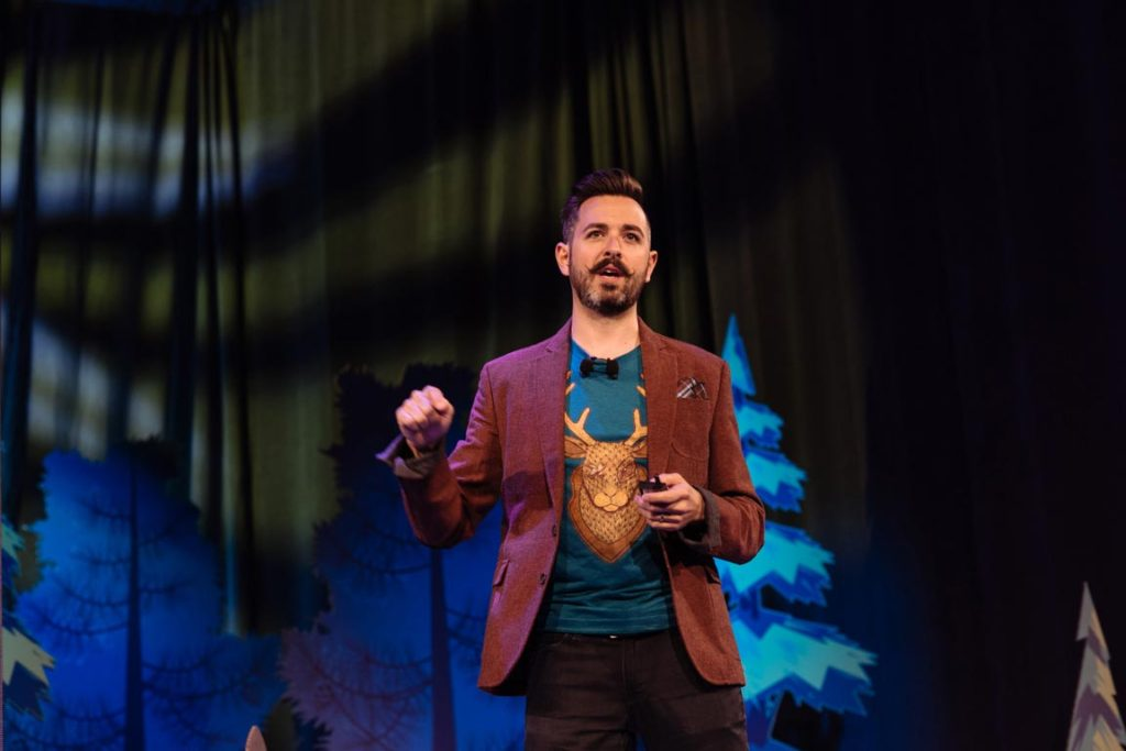 Rand Fishkin, Co-Founder of Moz and Sparktoro